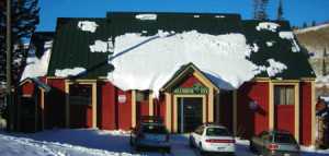 Powder Mountain Lodging Columbine Inn
